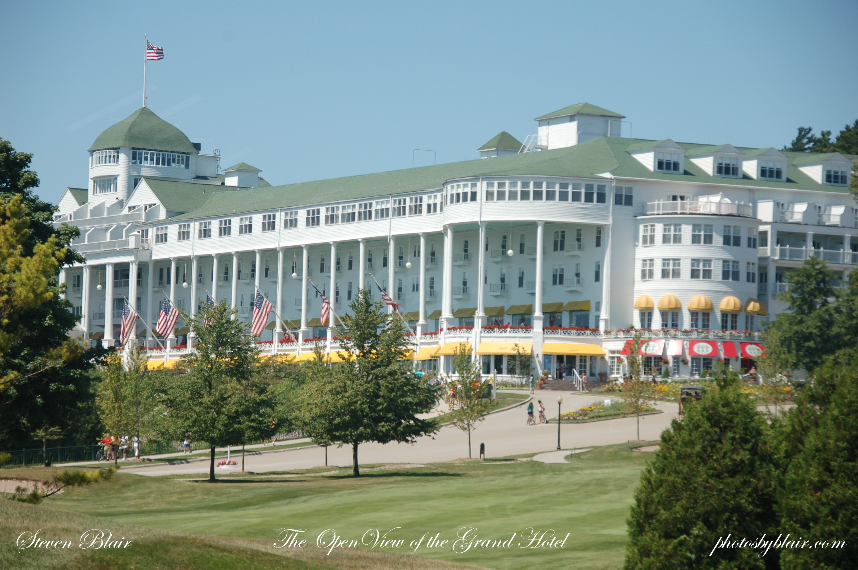 It Has Truly Been An Honor To Have Had The Opportunity For Photograph Weddings And Events Past 16 Years At Grand Hotel On Beautiful Mackinac Island